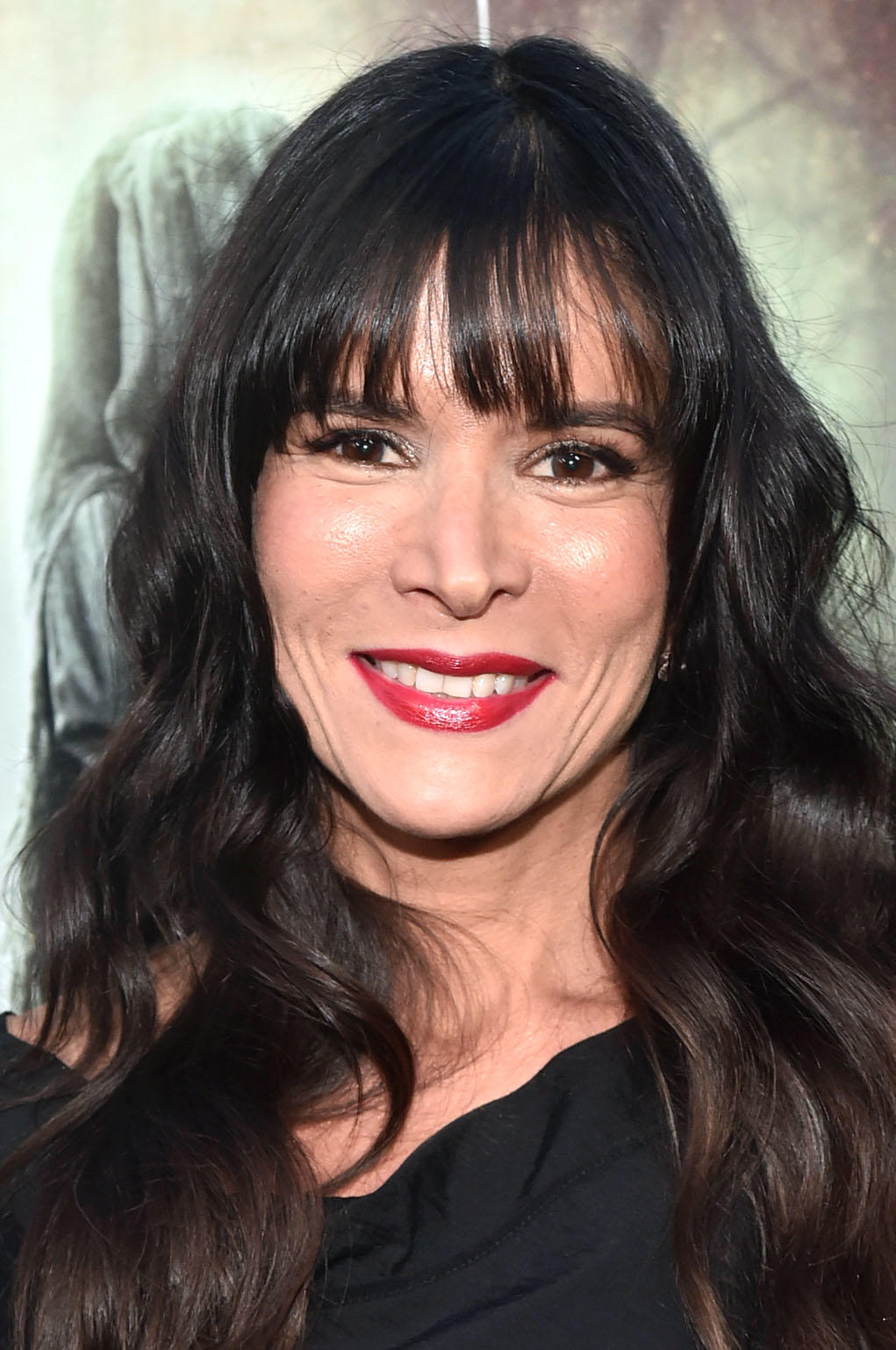 Patricia Velasquez at the premiere of
