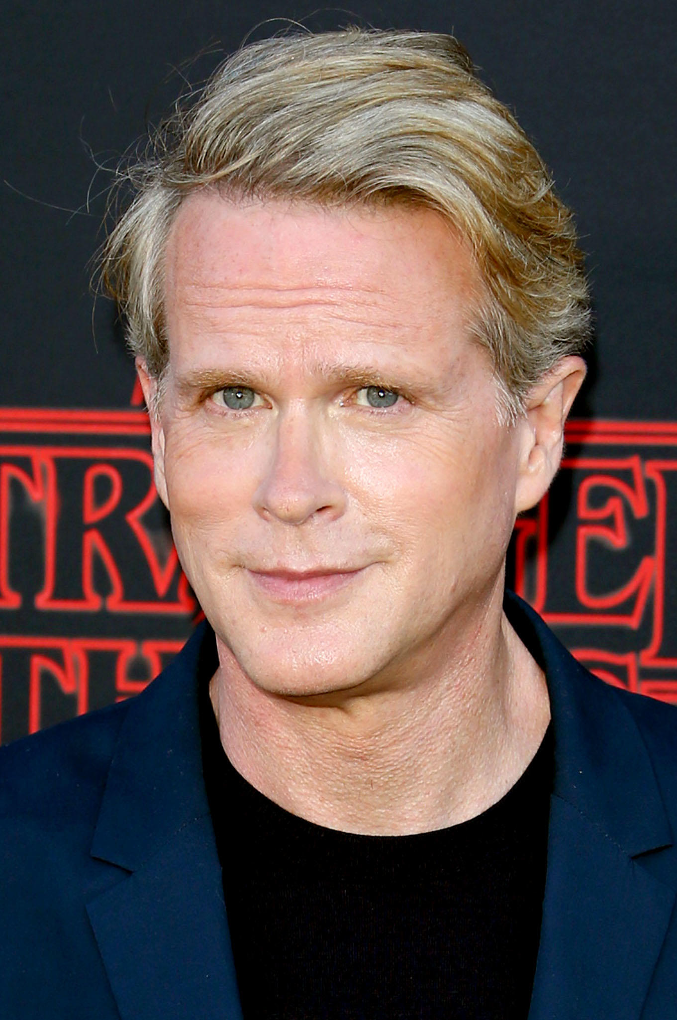 Cary Elwes at the premiere of Netflix's