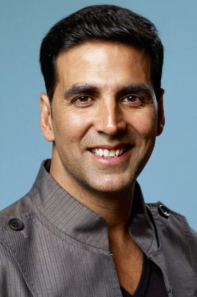Akshay Kumar during the 2011 Toronto International Film Festival.