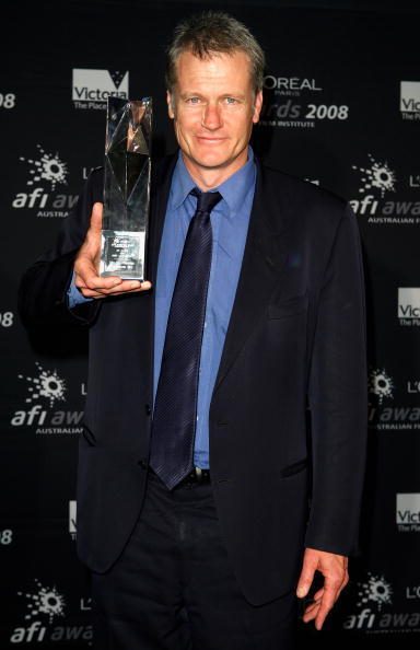 William McInnes at the L'Oreal Paris 2008 AFI Awards.