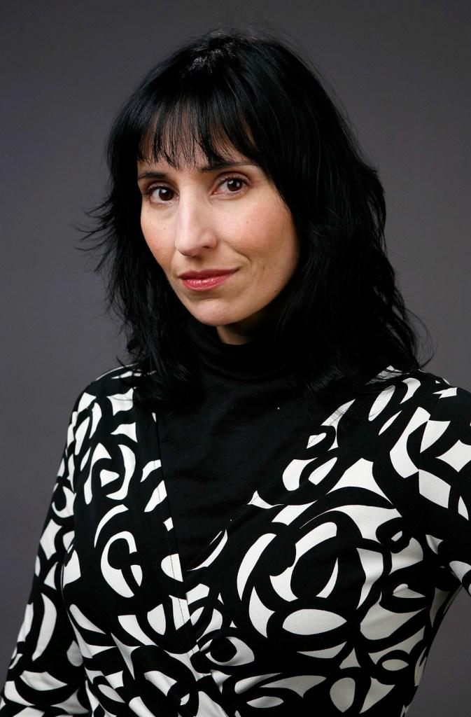 Yareli Arizmendi at the Film Lounge Media Center during the 2009 Sundance Film Festival.