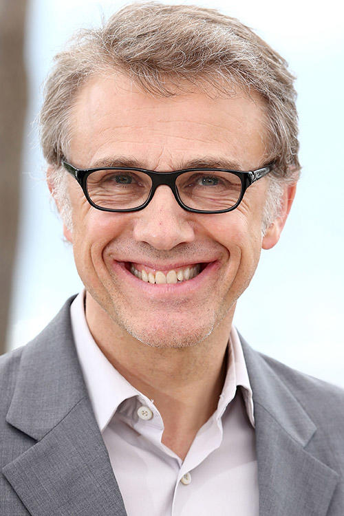 Christoph Waltz at the 66th Annual Cannes Film Festival.