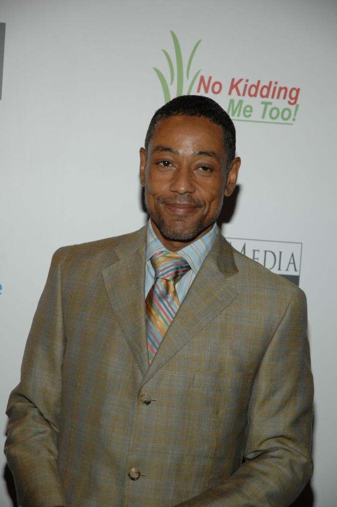 Giancarlo Esposito at the creative coalition premiere of