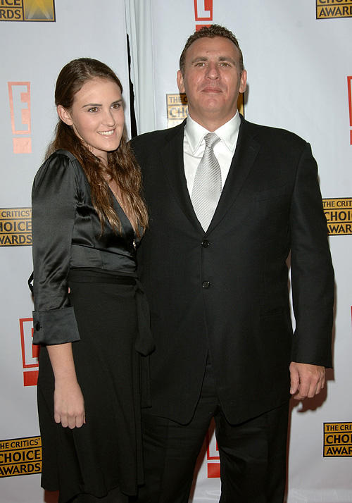 Graham King and Guest at the 12th Annual Critics' Choice Awards.