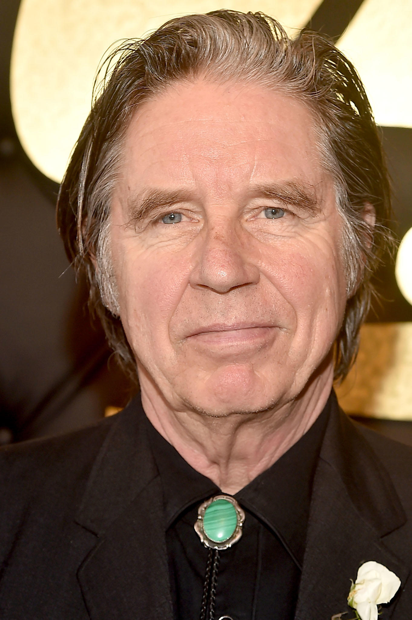 John Doe at the 59th Grammy Awards in Los Angeles.