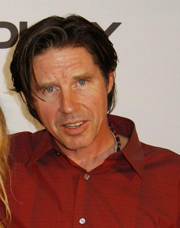 John Doe at the DKNY's Vanity Fair In Concert benefiting the Step Up Women's Network.