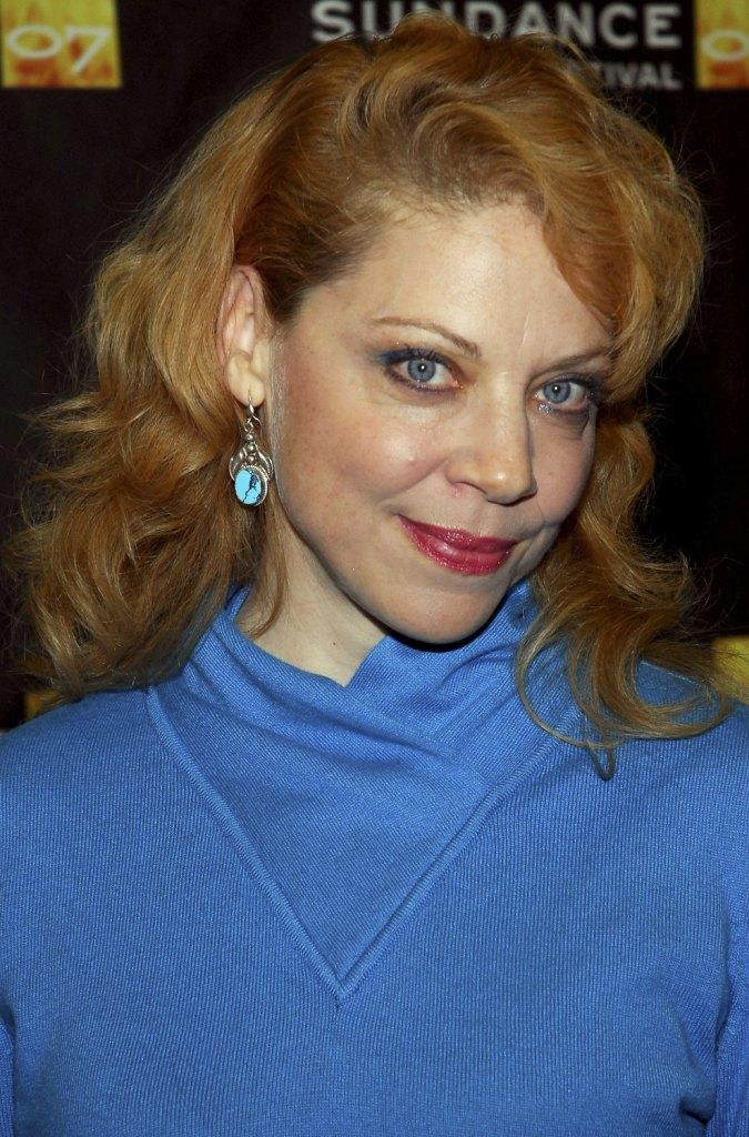 Kathleen Gati at the premiere of