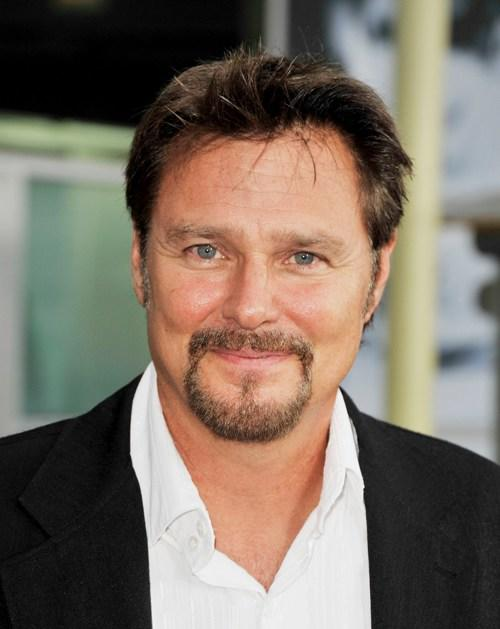 Greg Evigan at the premiere of
