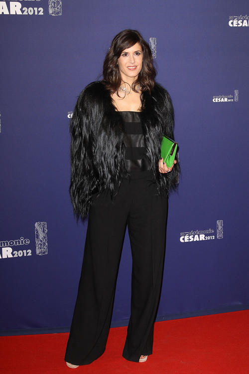 Olivia Bonamy at the 37th Cesar Film Awards.