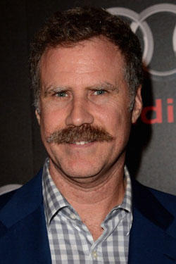 Will Ferrell attends the Premiere Of Paramount Pictures' 'Hansel And Gretel Witch Hunters' at the TCL Chinese Theatre on January 24, 2013 in Hollywood, California.