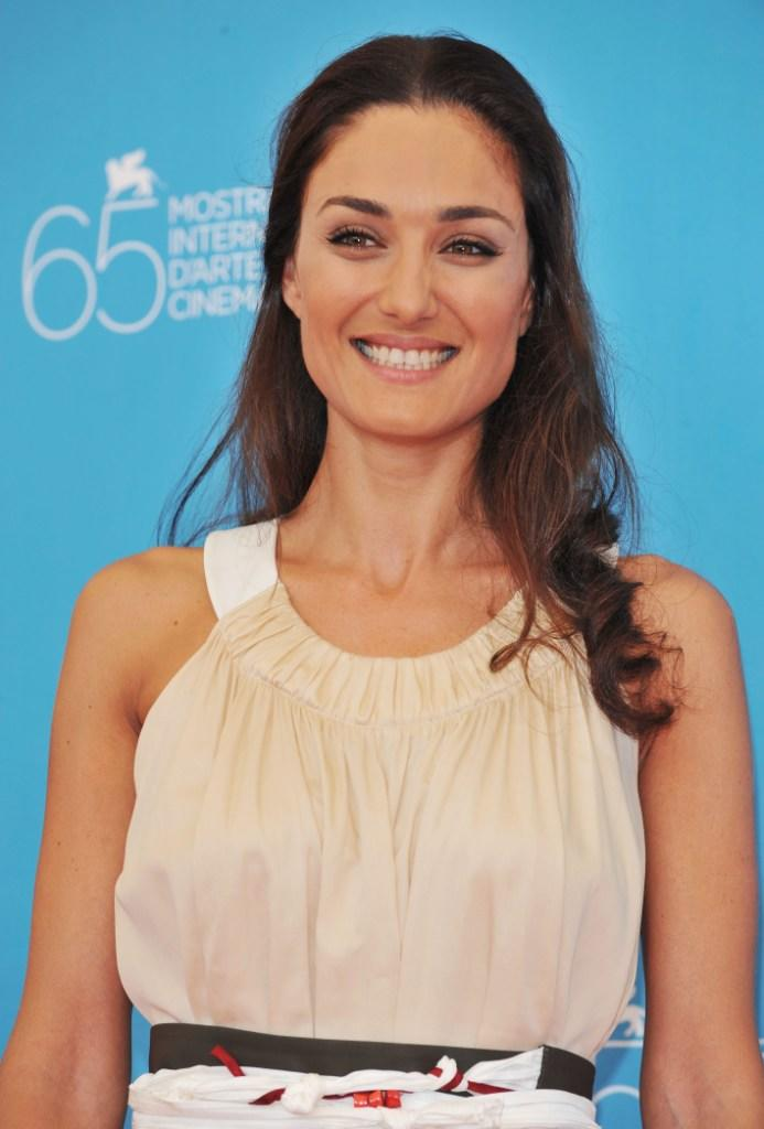 Basak Koklukaya at the photocall of