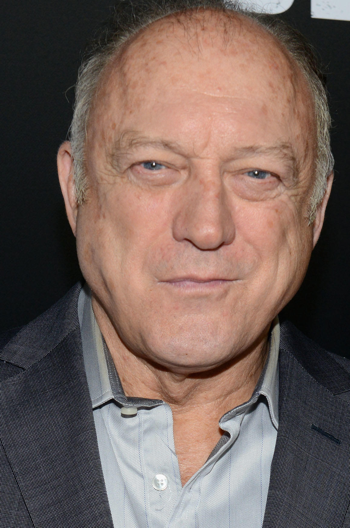 John Doman at AMC's Feed the Beast premiere in New York City.