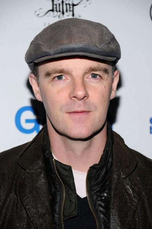 Brian F. O'Byrne at the Gersh Agency's 2010 UpFronts and Broadway season cocktail celebration.