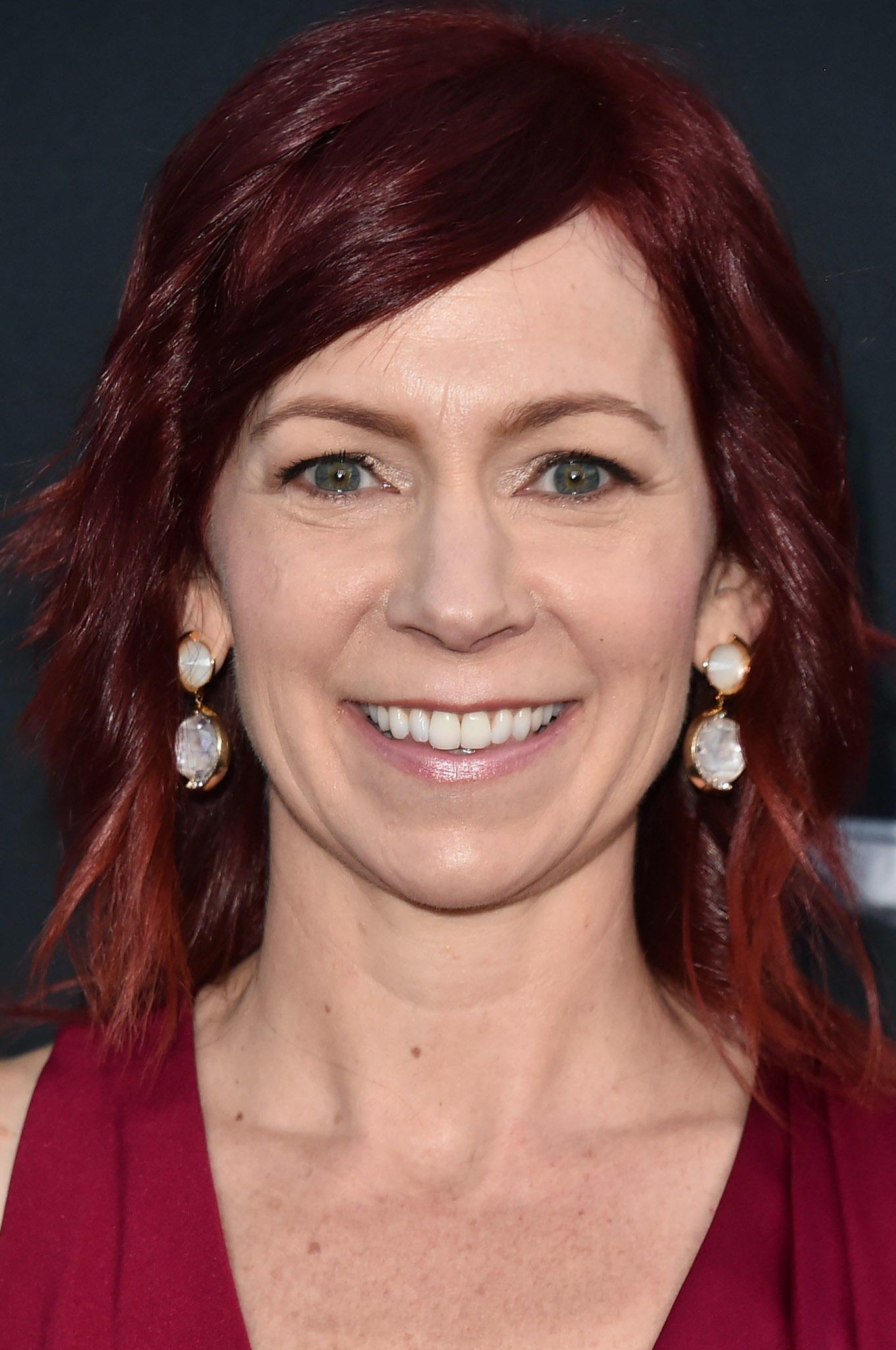 Carrie Preston at OUT Magazine's Inaugural Power 50 Gala & Awards Presentation in Los Angeles.