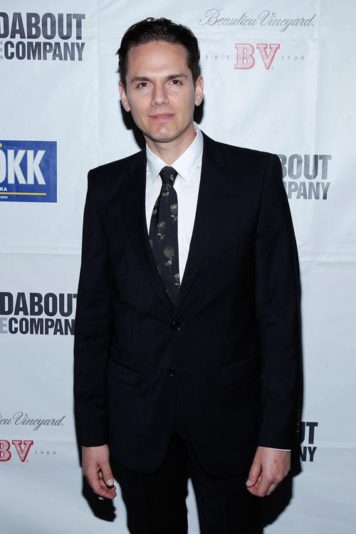 Paul Anthony Stewart at the after party of the Broadway opening night of