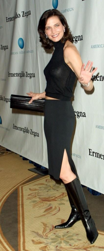 Terry Farrell at the American Oceans Campaign 2001 Partners Awards.