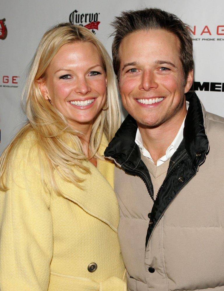 Kelly Limp and Scott Wolf at the ICM talent agency party during the 2006 Sundance Film Festival.