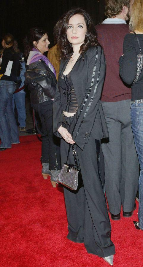 Guinevere Turner at the premiere screening of