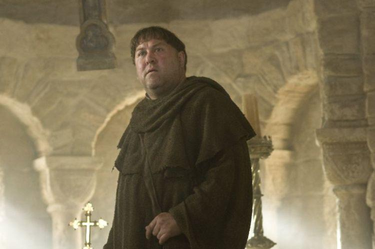 Mark Addy as Friar Tuck in