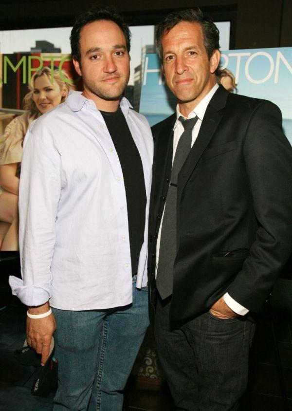 Gregg Bello and Kenneth Cole at the Hamptons Magazine 30th Celebration Anniversary.