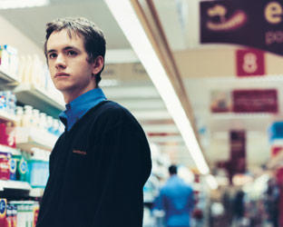 Sean Biggerstaff in