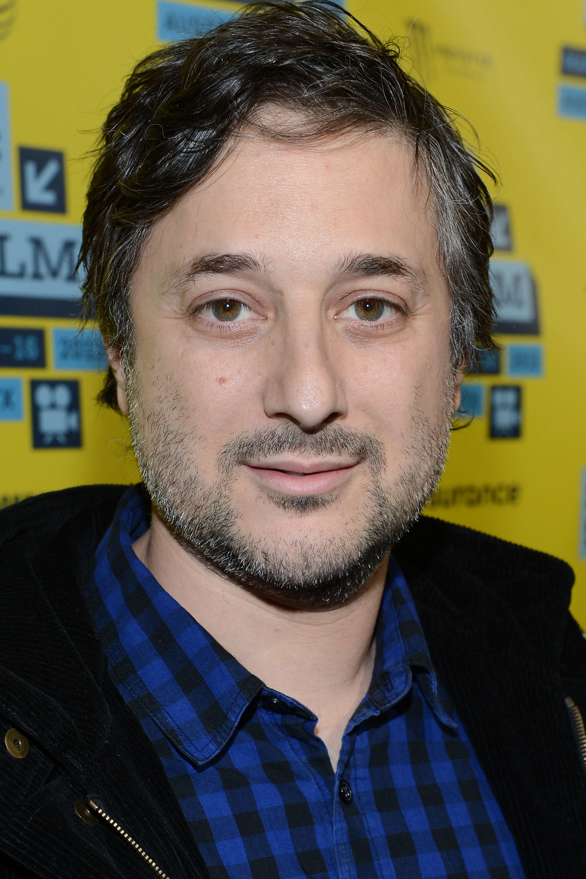 Harmony Korine at the premiere of