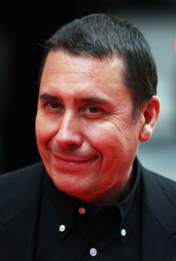 Jools Holland at the Mercury Music Prize 2008.