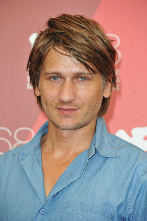 Stanislas Merhar at the photocall of