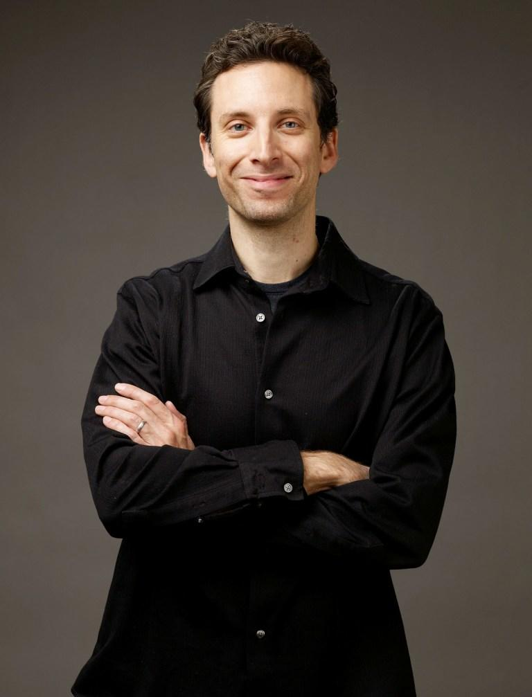 Ben Shenkman at the 2009 Sundance Film Festival.