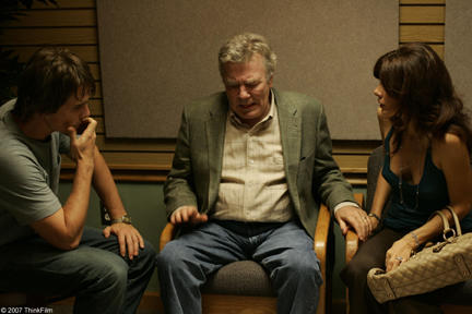 Ethan Hawke, Albert Finney and Marisa Tomei in