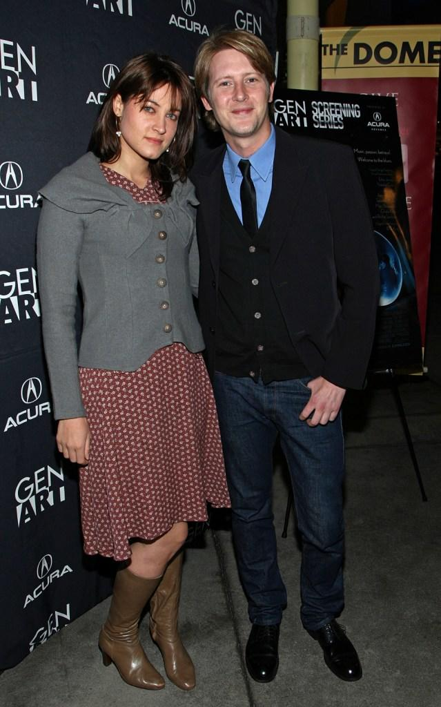 Alexandra Mann and Gabriel Mann at the premiere of