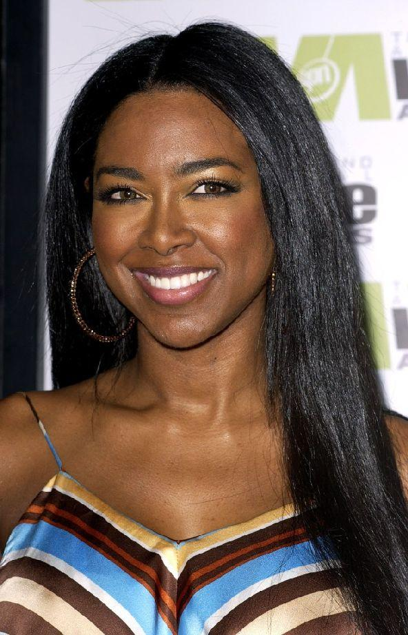 Kenya Moore at the 2004 Vibe Awards.