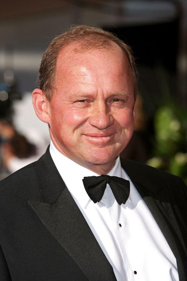 Peter Firth at the BAFTA Television Awards 2009.