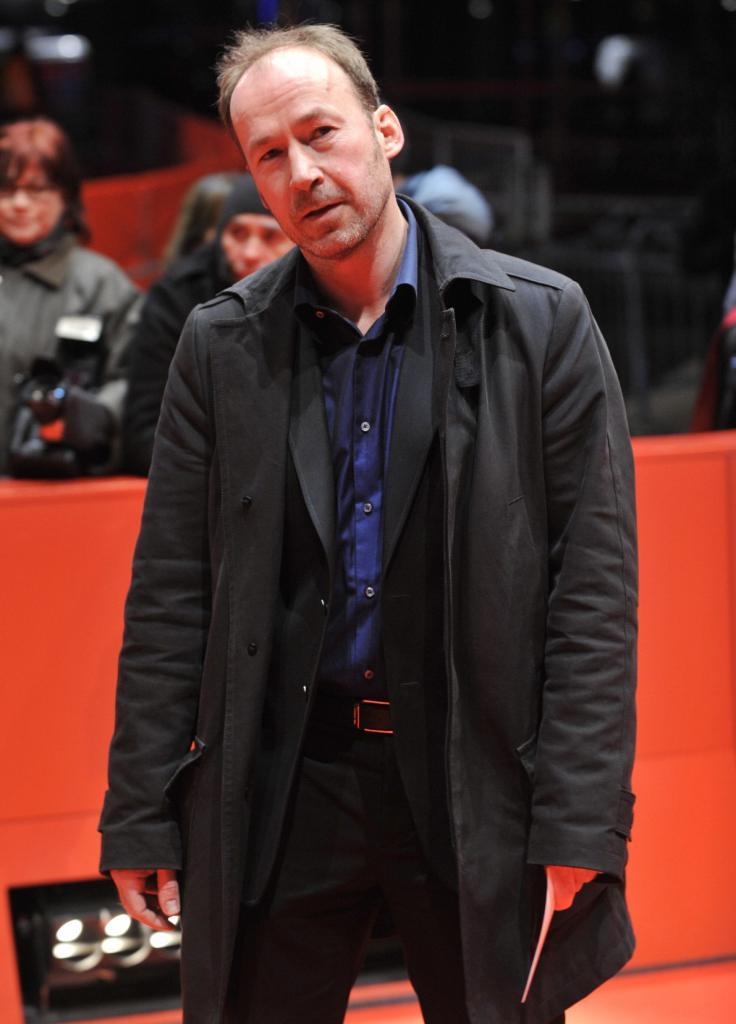 Ulrich Noethen at the awards ceremony of 59th International Berlinale Film Festival.