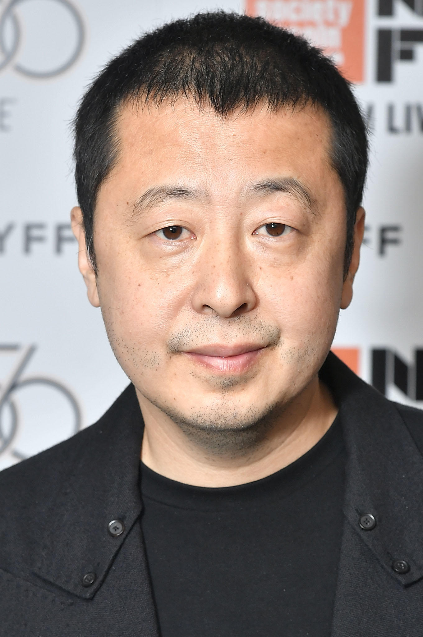 Jia Zhangke at the