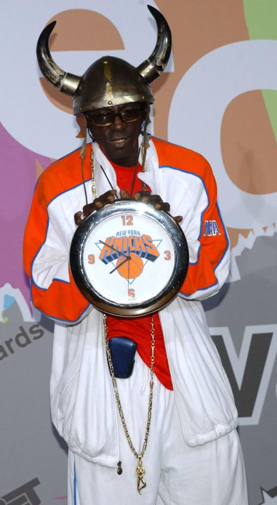 Flavor Flav at the
