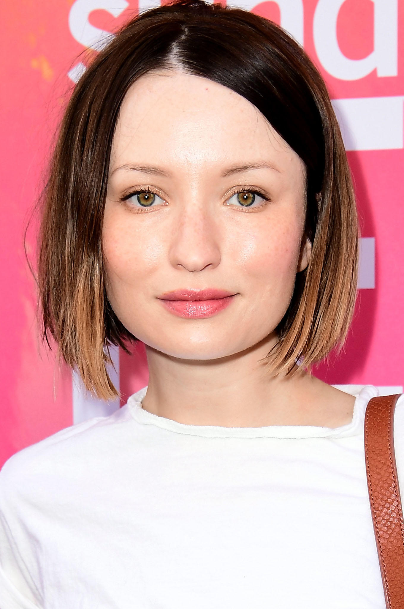 Emily Browning at 2017 Sundance NEXT FEST in Los Angeles.