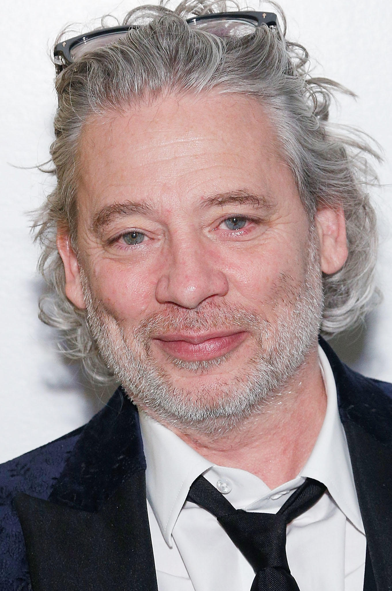 Dexter Fletcher at the Academy of Motion Pictures Arts & Sciences screening of 'Rocketman