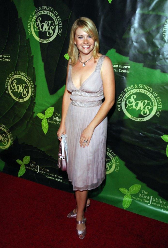 Melissa Joan Hart at the 2007 Mint Jubilee Gala Fundraiser.