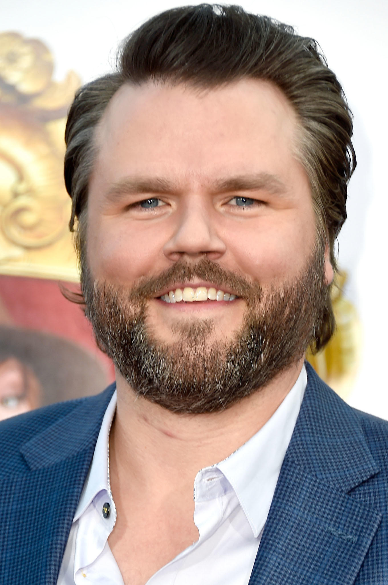 Tyler Labine at the premiere of