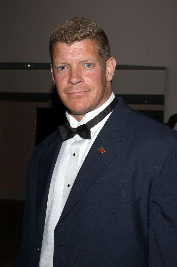Lee Reherman at the Shalom Foundation Gala.