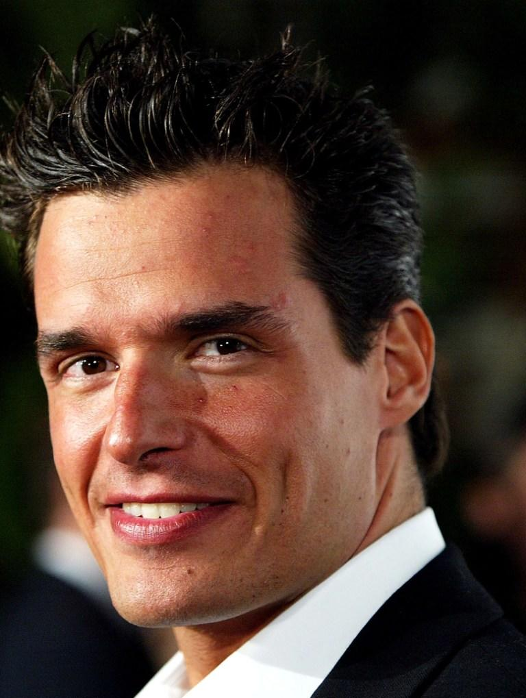 Antonio Sabato, Jr. at a Night with Janet Damita Jo Jackson.
