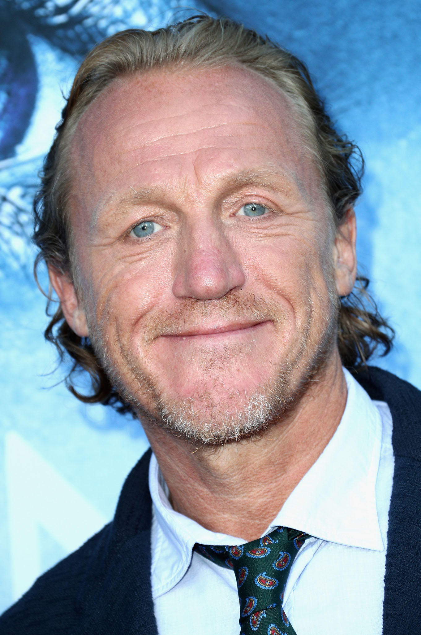 Jerome Flynn at the premiere of HBO's