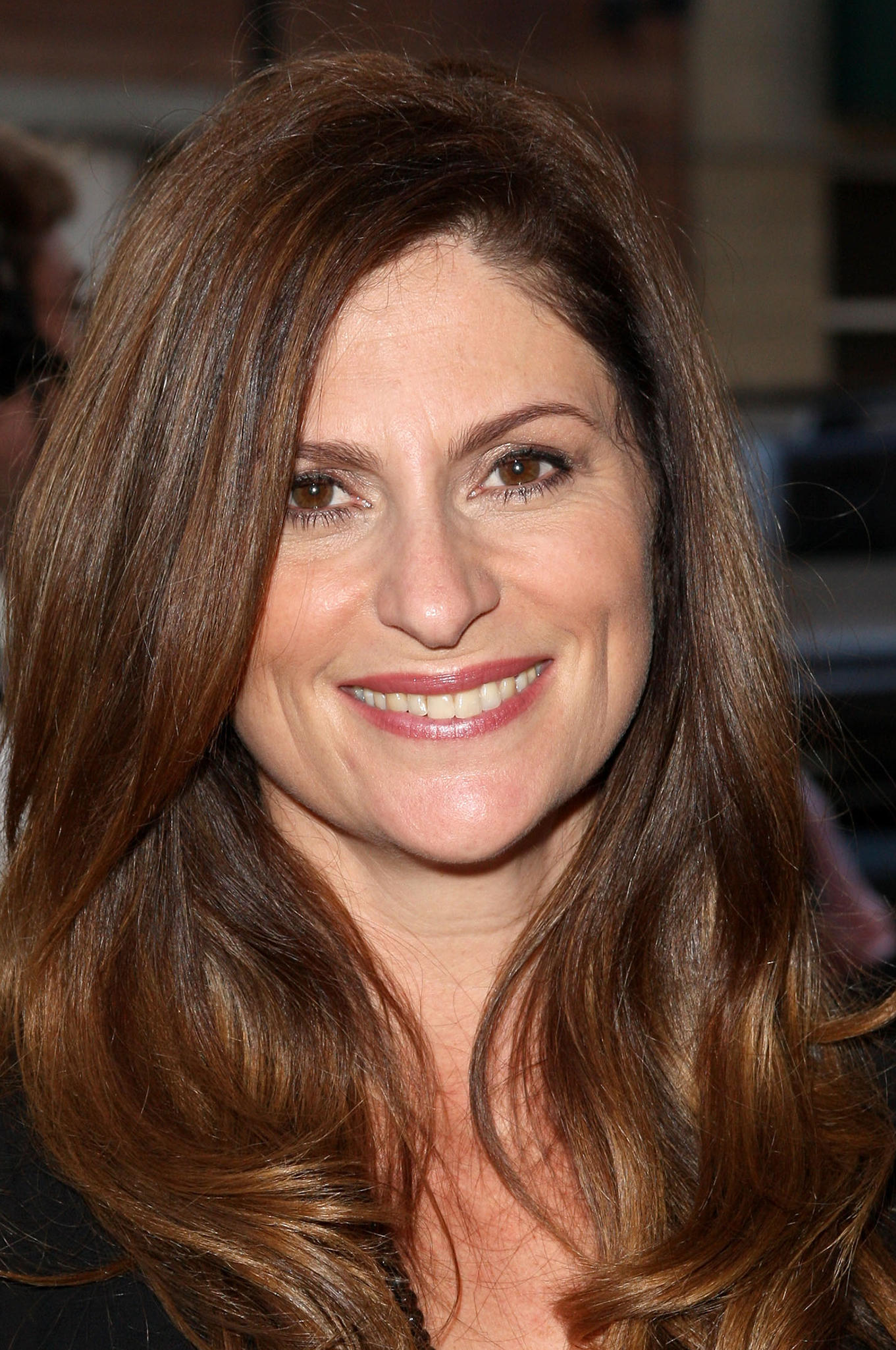 Niki Caro at the Toronto screening of