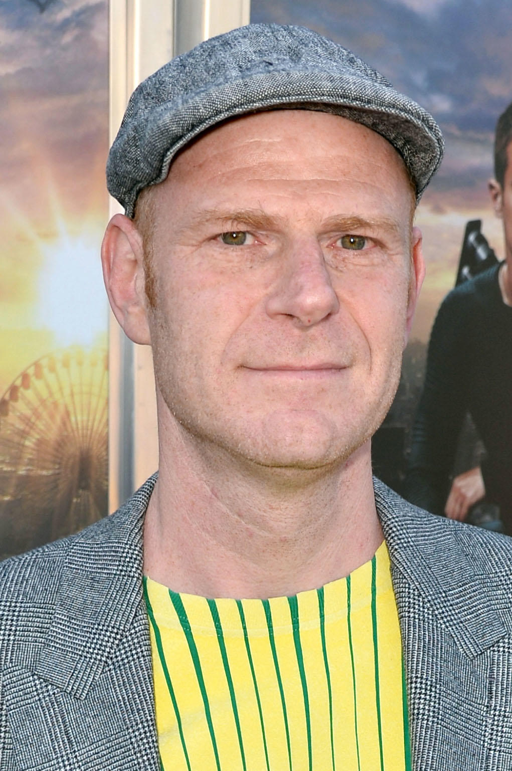 Junkie XL at the premiere of