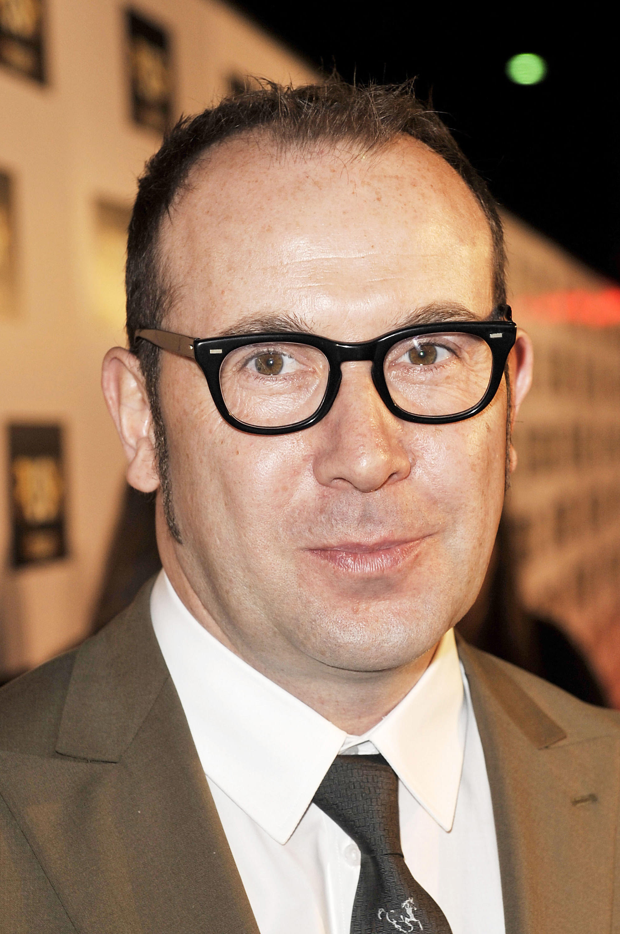 Paul McGuigan at the premiere of Summit Entertainment's 'Push' at the Mann Village Theater.