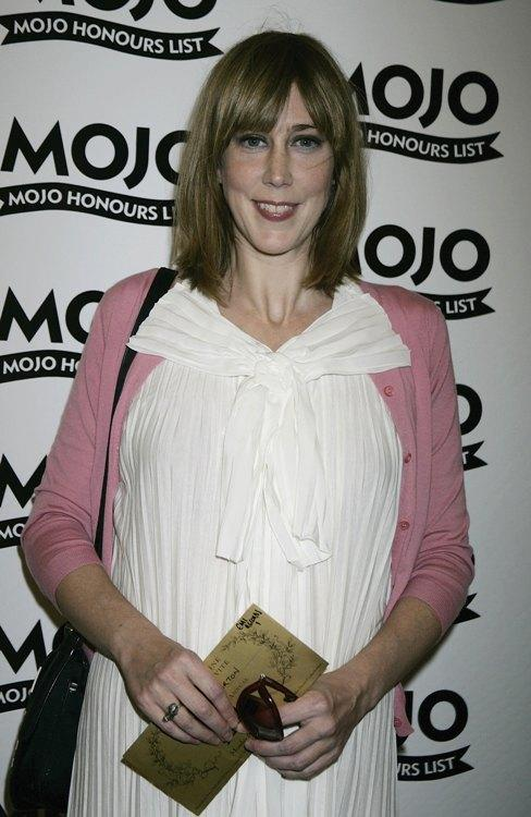 Beth Orton at the Mojo Honours List Awards.