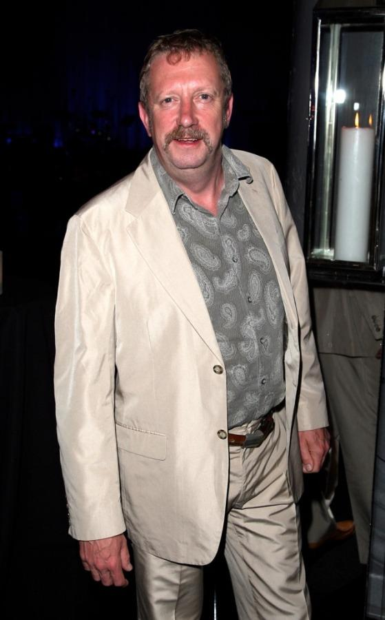 Mark Williams at the after party of the European premiere of
