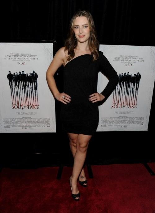 Alexandra Wilson at the screening of