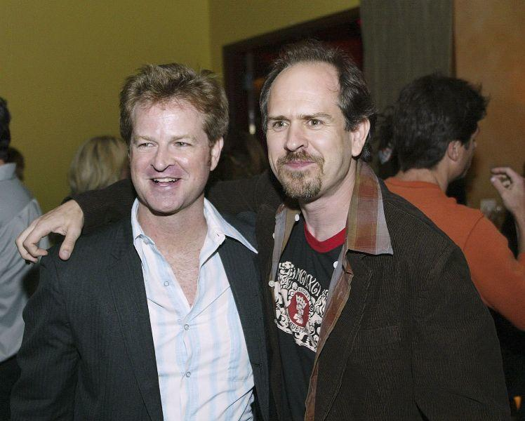 Andrew Shaifer and Josh Stolberg at the after party of the premiere of